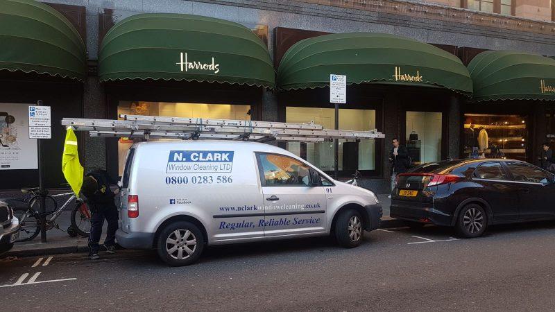 Window Cleaning by N Clark Window Cleaning Ltd
