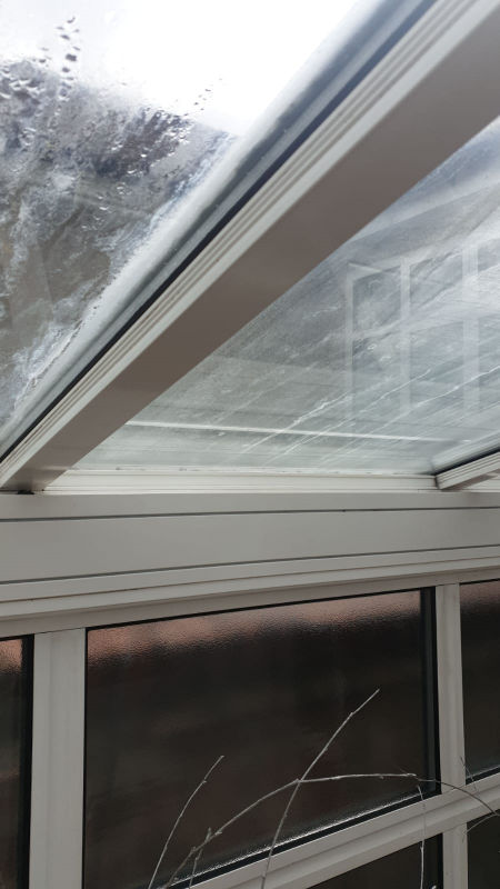 After Cleaning - Conservatory Cleaning by N Clark Window Cleaning Ltd