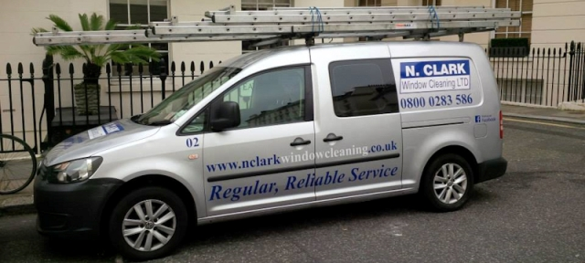 N. Clark Window Cleaning LTD