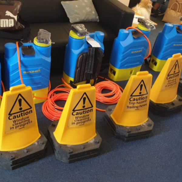 Health and Safety Training By N. Clark Window Cleaning Ltd